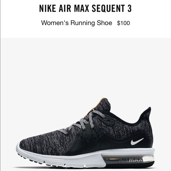 low priced 9e76f aae1b Nike Air Max Sequent 3 - Women s